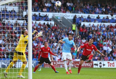 Cardiff City v Manchester City - Premier League